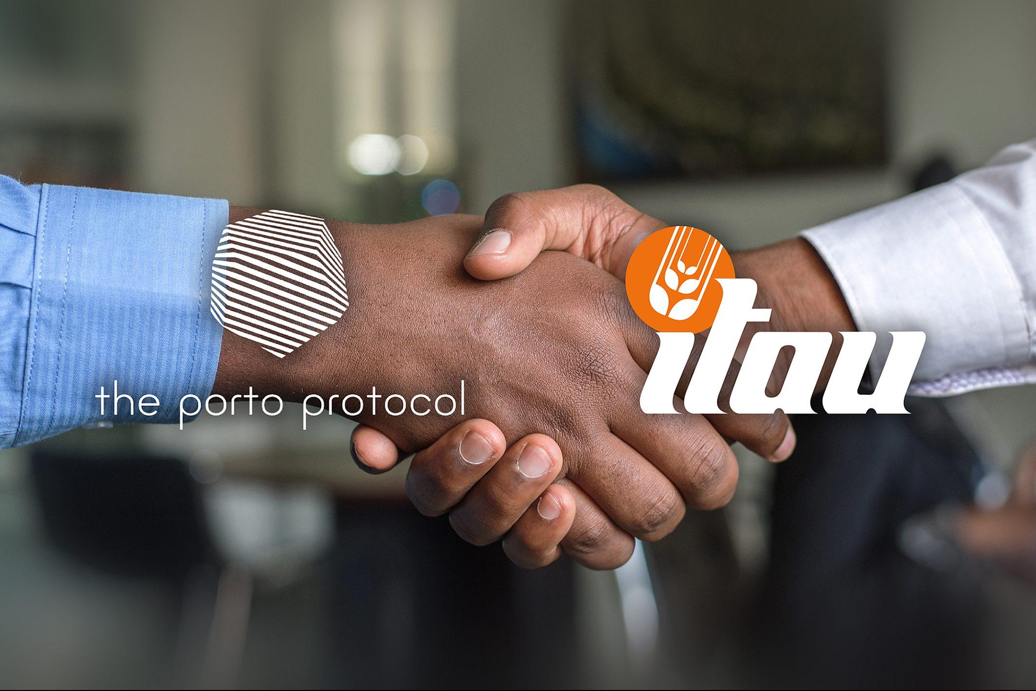 "ITAU integra o ""Porto Protocol"""