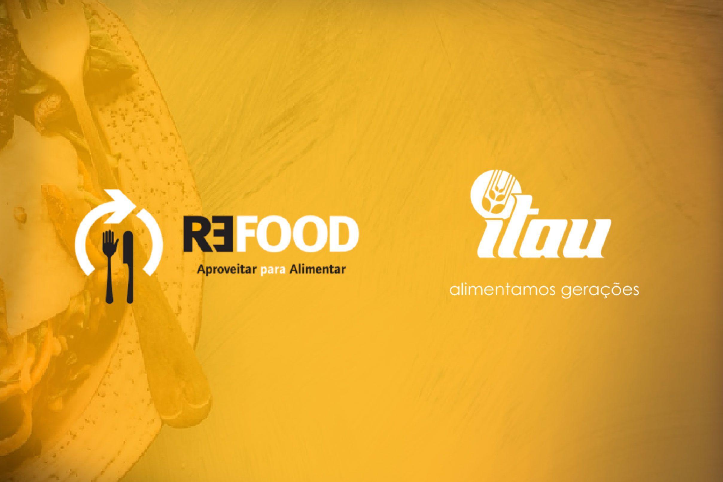 Parceria com a Refood