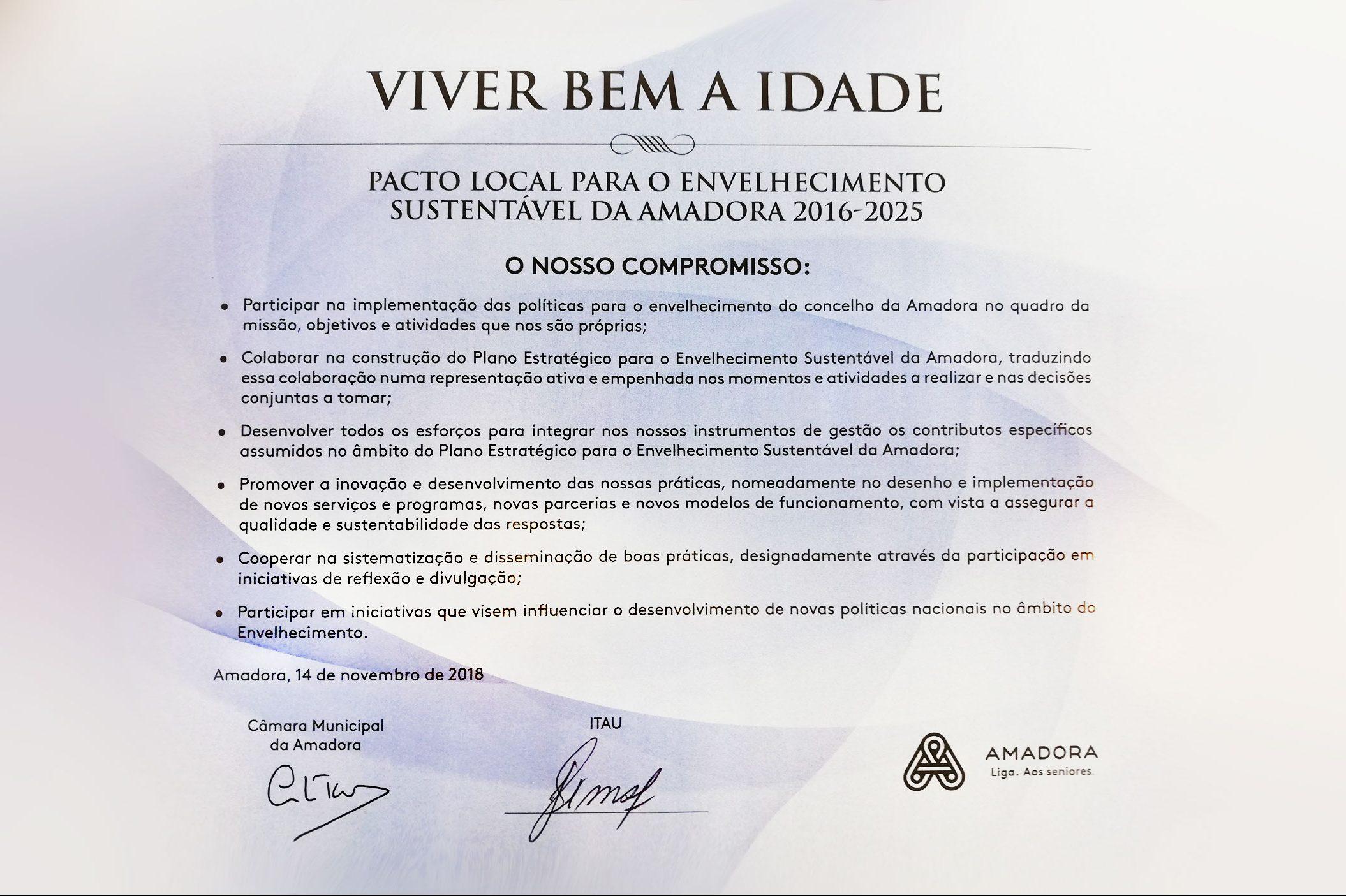 """Distinção Municipal como """"Empresa Solidária"""""""